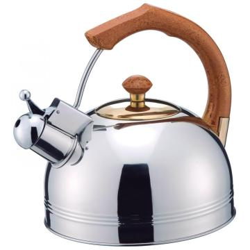 Fix luxury handle  whistling kettle