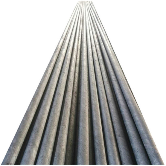38CrMoAlA quenched & tempered qt steel round bar