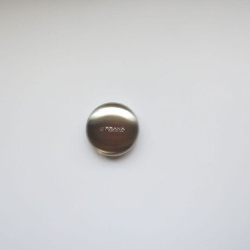 Stainless Steel Round Shape Magic Soap