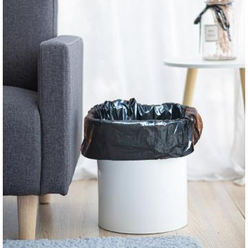 Household Garbage Bags in Fold