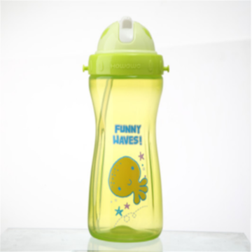 Child Safety Water Drinking Straw Bottle XL