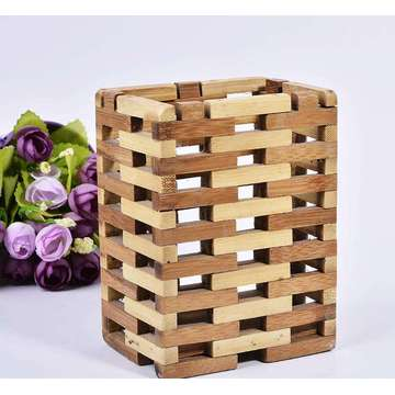 Bamboo single chopstick cage
