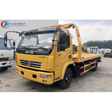Brand New Dongfeng D8 6.2m Flatbed Towing Truck