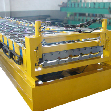 Brand new customized metal sheet ibr roofing sheet forming machine