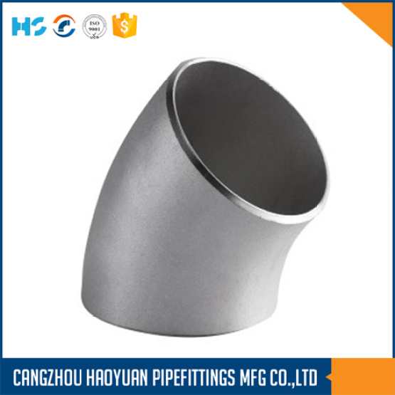 Stainless Steel Elbow Schedule 40 304L/316L
