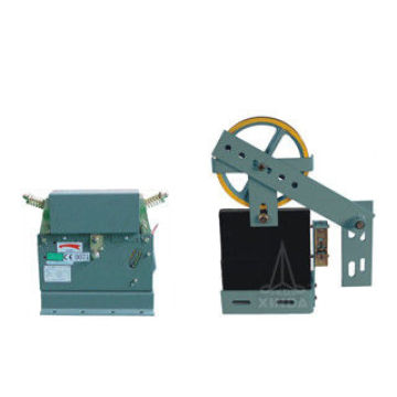 Wire Rope Elevator Speed Governor For Two-way Safety Gear