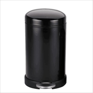 Stainless Steel Trash Bin for Home Bedroom