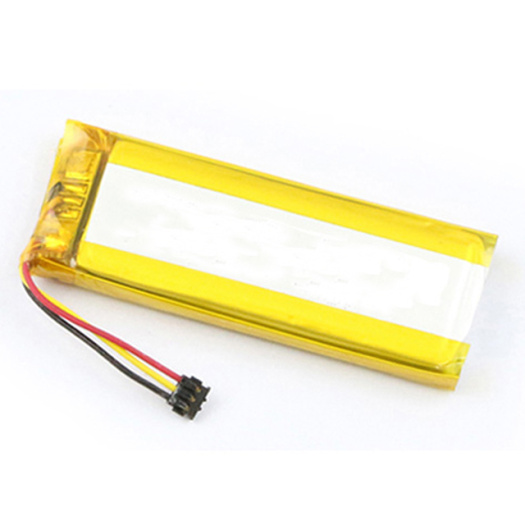 Small lipo battery 500mAh for Wireless Digital Product