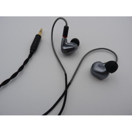 HiFI Hybrid Earhook Earphone with 6 drivers