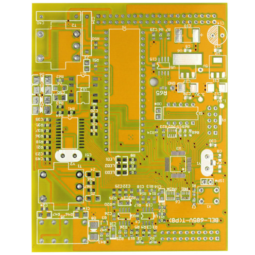 1.6mm 1OZ LF HASL finishing PCB