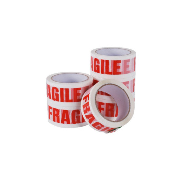 Wholesale price gift box packaging tape with logo