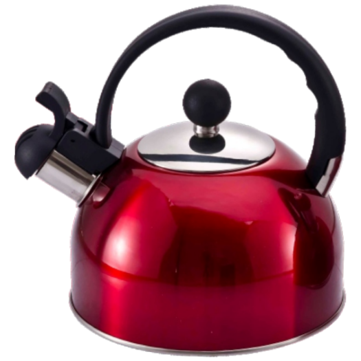 2.0L lime green tea kettle