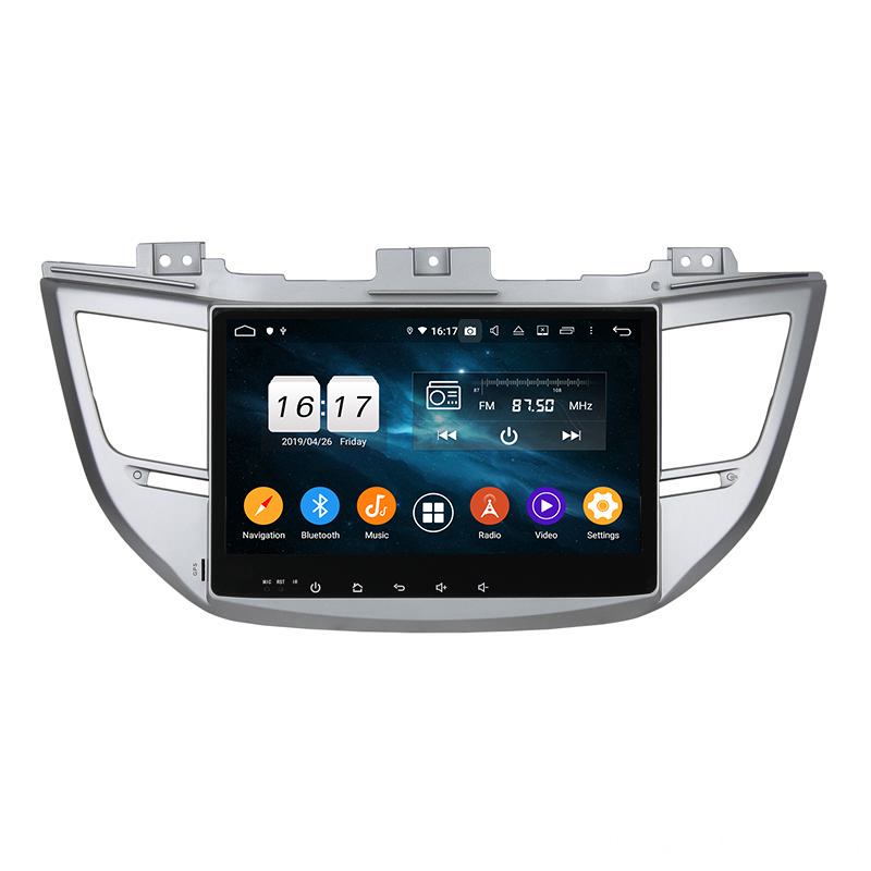 IX35 2015 car player touch screen