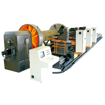 Deep Hole Drilling Machine in Horizontal