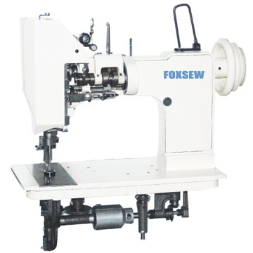 Handle Operated Universal Upper Lockstitch Embroidery Machine