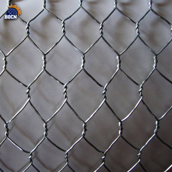 Heavy Hexagonal Wire Netting Gabion