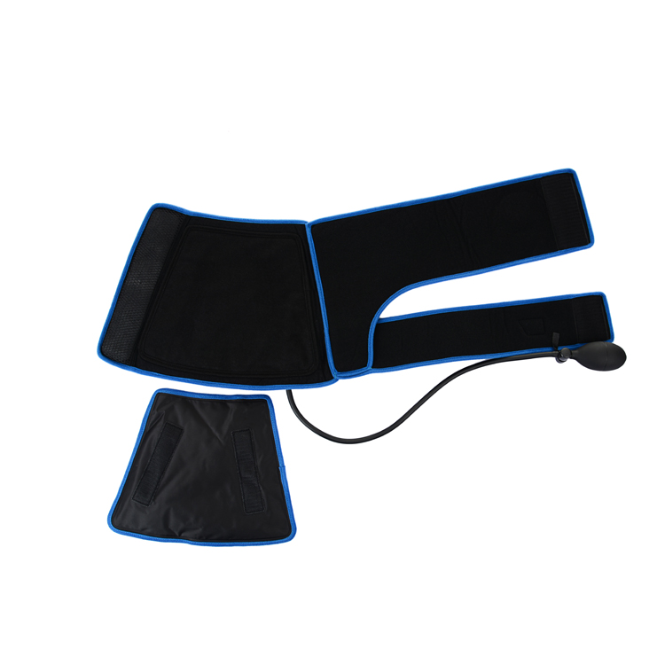Gel Ice Pack Calf Brace