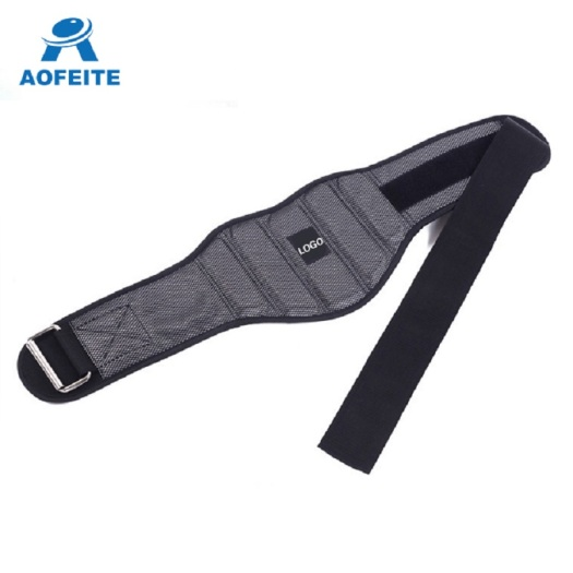 Gym weight Lifting Power Lever Buckle Belt