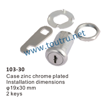 103-30 hot selling cam lock