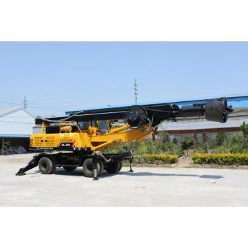DL-360轮式钻孔机卡车出售