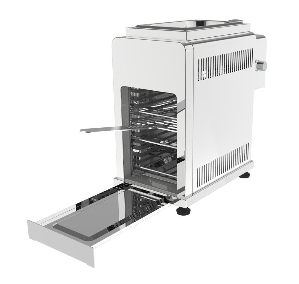 Stainless Steel Beef Grill