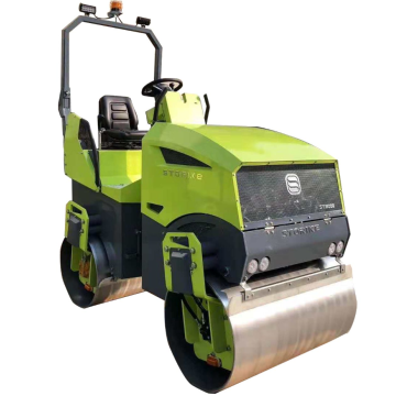 CE Diesel Vibratory Mini Road Roller Compactor