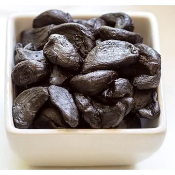 Healthy and Nutrious Food Peeled Black Garlic
