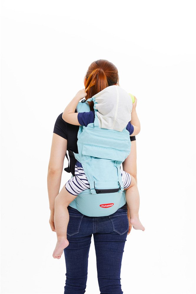 Baby Carrier With Seat Support