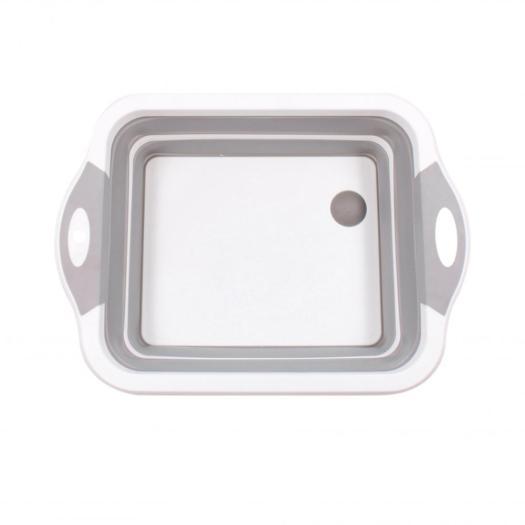 Multi-function Foldable Food Strainers Folding Cutting Board