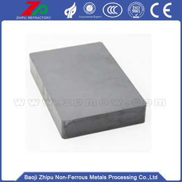 High purity polished niobium plate