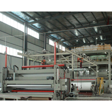 1.6m SMS PP spunbond nonwoven fabric making machine