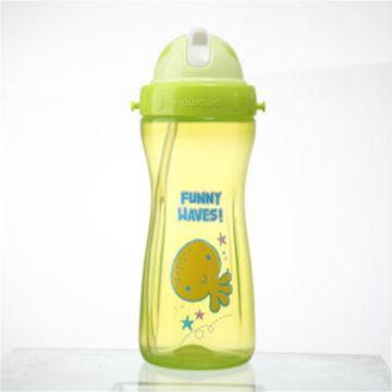 Baby Safety Water Drinking Straw Bottle XL