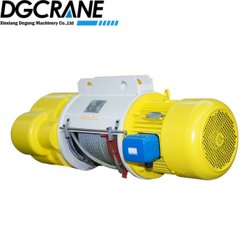 5ton CD MD type wire rope electric hoist