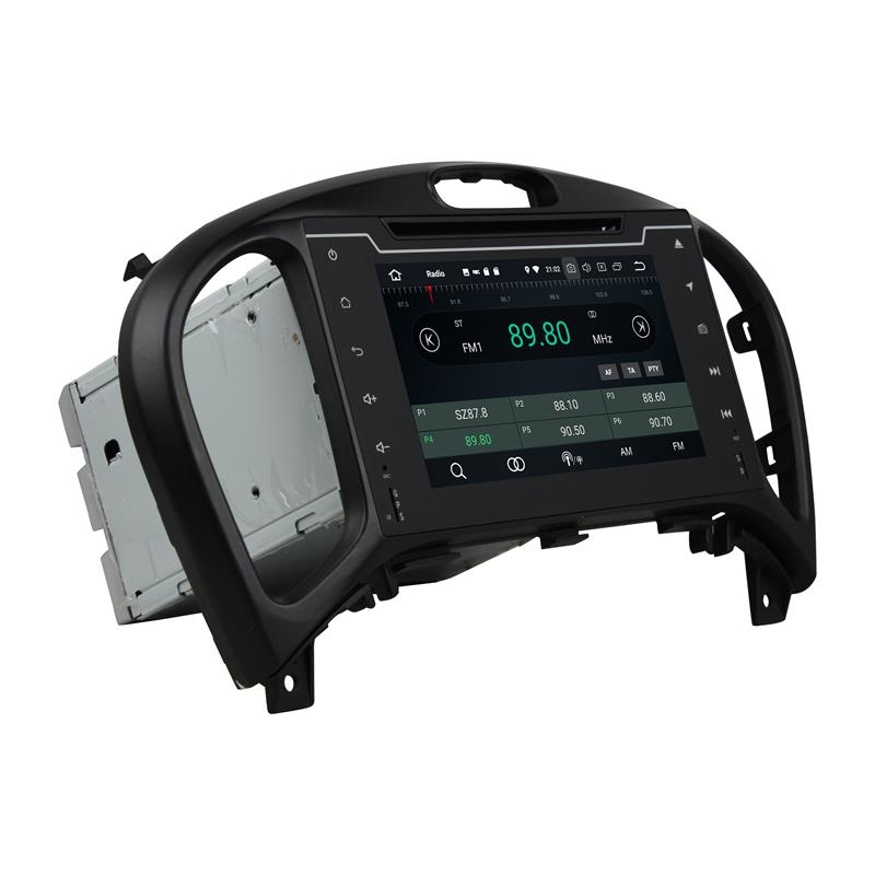 Nissan JUKE android car audio systems (2)