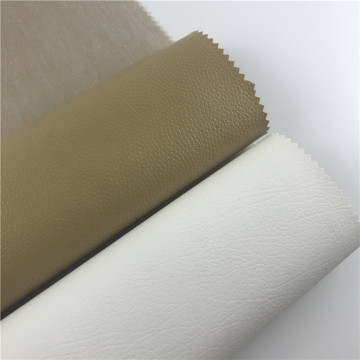 durable guestroom PVC leather for hotel restaurant product