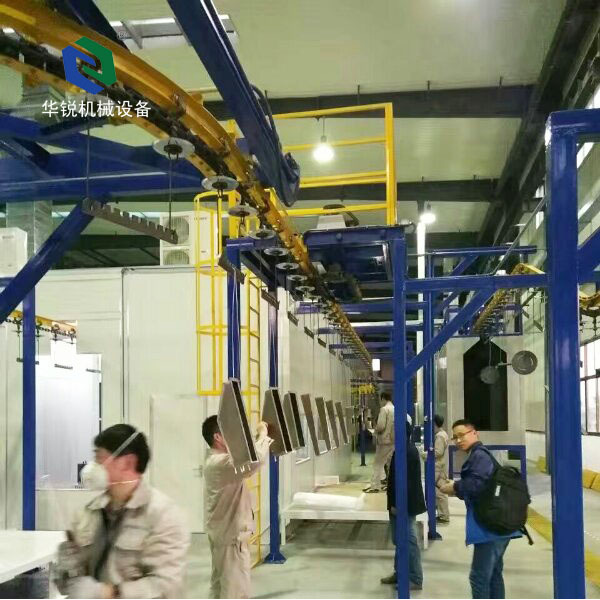 Vertical Stable Suspension Conveyor belt