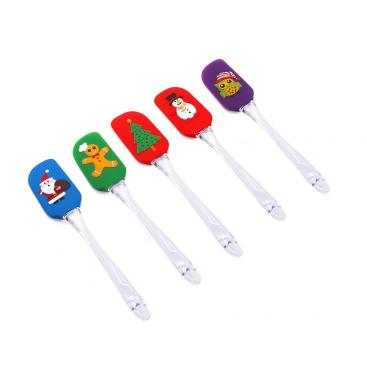 5 Piece Spatula Set for backing