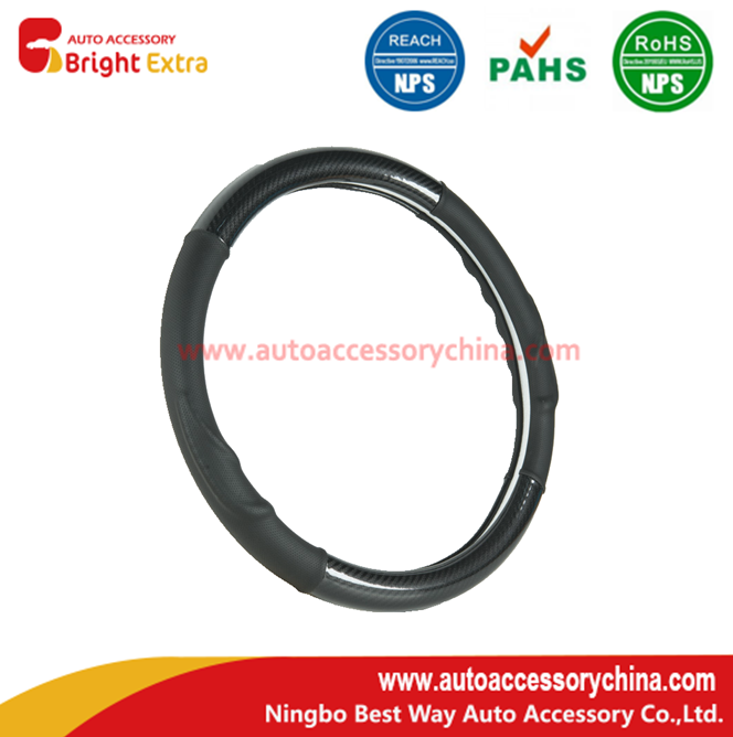 Steering Wheel Leather Covers (2)
