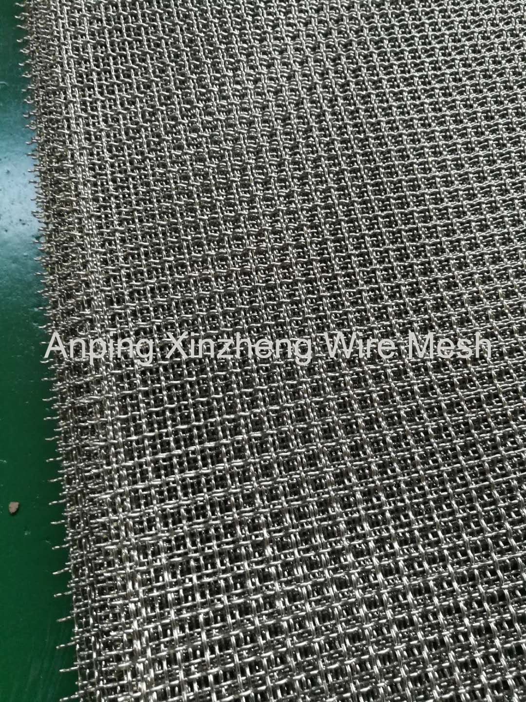 Crimped Wire Netting