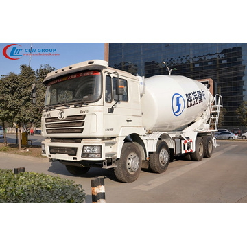 Brand New SHACMAN 18cbm Cement Transmit Vehicle