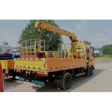 2019 New 3.2t XCMG Crane Truck For Sale