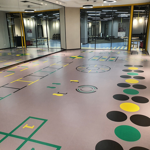 enlio sports floor indoor Gymnasium Flooring