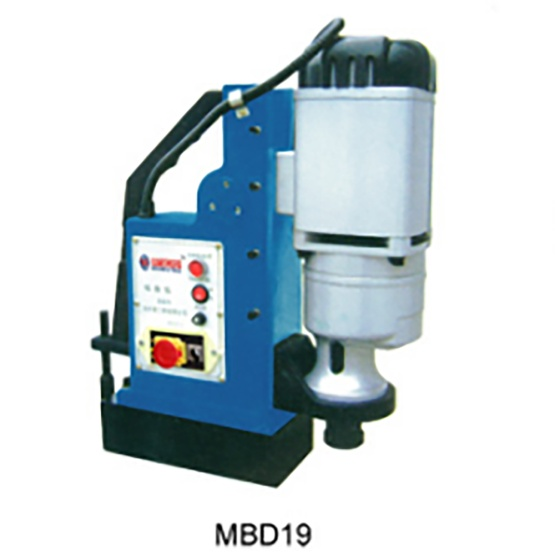 Magnetic Drilling Machine MBD19
