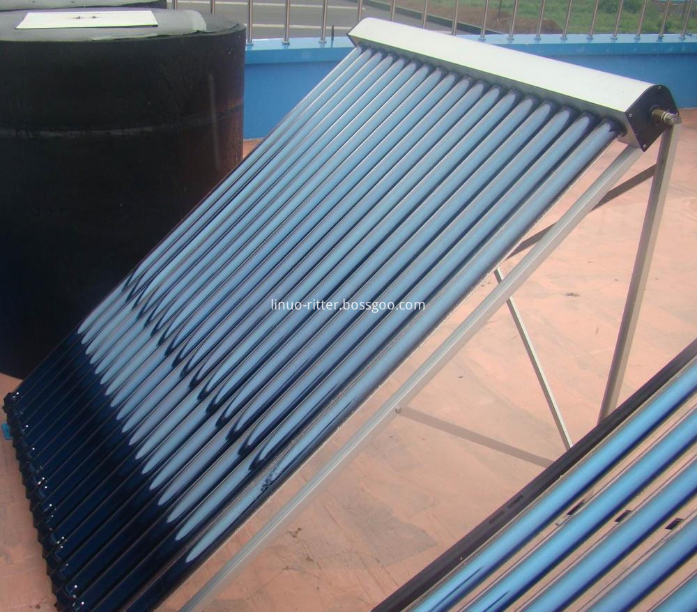 Thermal Collector U Type Solar System