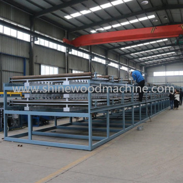Special Continuous Veneer Dryer