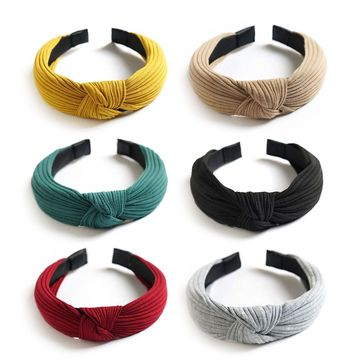 YouGa Vintage Headbands Women Knot Headbands 6 Packs