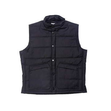 Men`s polyester  padding vest Fall Winter