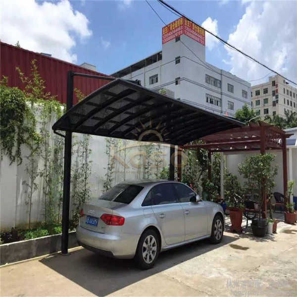 Shelter Sail Carport Shade Cover For Car Parking