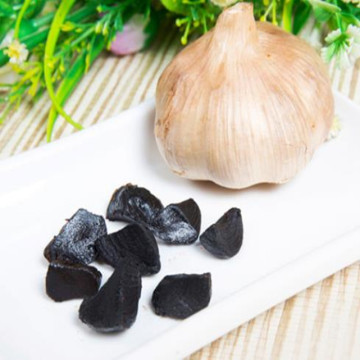 Good for human health Black garlic