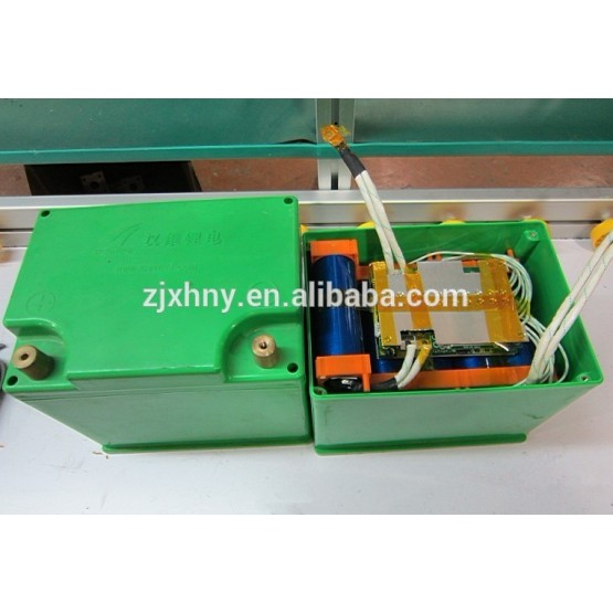 lithium ion cell for Miner's lamp